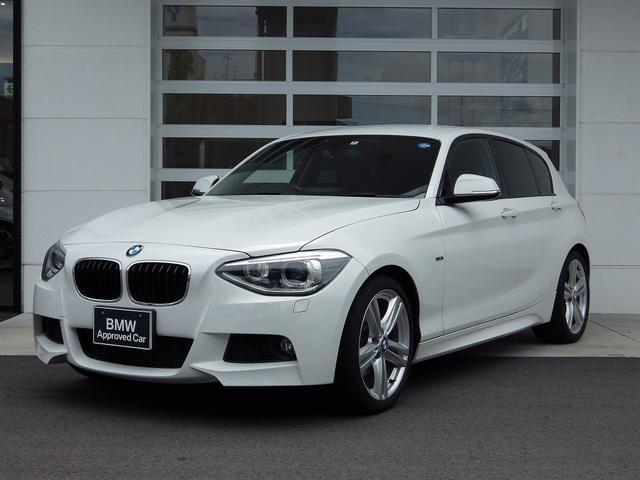 BMW 116i Mスポーツ 直4 1.6Lガソリンターボ