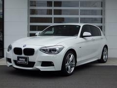 BMW116i Mスポーツ 直4 1.6Lガソリンターボ