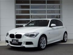 BMW116i Mスポーツ 1.6Lガソリン ETC 純ナビ