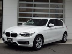 BMW118dスポーツ 2L 純ナビ クルコン 衝突被害軽減ETC