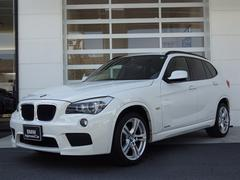 BMW X1sDrive 18i Mスポーツ 18inchアルミ