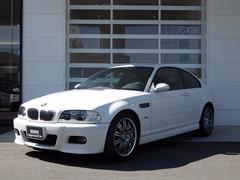 BMWM3クーペ 左H MT ハーフ革 電動シート 純ナビ ETC