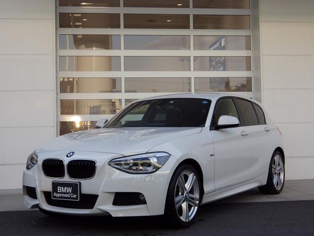 BMW 116iMスポーツ 直4 1.6L ETC 純ナビ