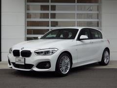 BMW118d Mスポ 2Lディーゼル 純ナビ ACC ETC