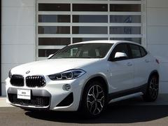 BMW X2MスポX 1.5Lターボ ACC HUD 純ナビ 19AW