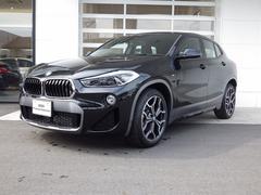BMW X2sDrive 18i MスポX ACC HUD Bカメ