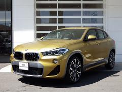 BMW X2MスポX 電動テール シートヒーター OP20AW 4WD
