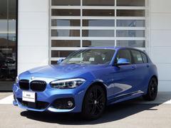 BMW118d Mスポーツ エディションシャドー ACC 黒レザー