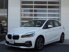 BMW218d アクティブツアラー  スポーツ LCI ディーゼル