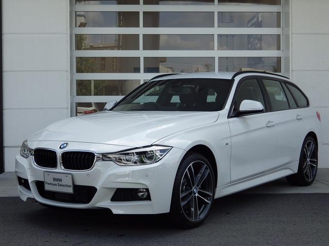 BMW 320dツーリング Mスポーツ ACC シートヒータ 純ナビ