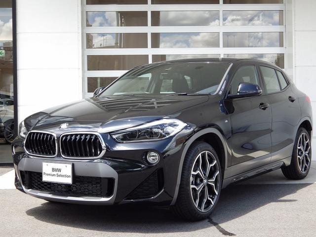 BMW sDrive 18i MスポX  ACC HUD 純ナビ