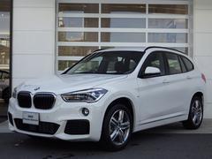 BMW X1xDrive 18d Mスポ HUD ACC 18AW