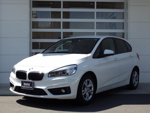 BMW 218iアクティブツアラー Bカメ コンフォートアクセス