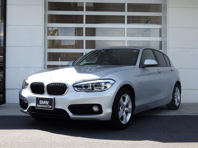 BMW 118i スポーツ LED クルコン 純ナビ Bカメ