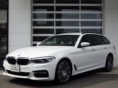 BMW523iツーリング Mスポーツ レーンアシスト ACC