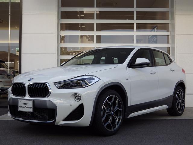 BMW sDrive 18i MスポーツX 電動リアゲート ACC