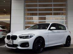 BMW118d Mスポーツ エディションシャドー ACC Bカメ
