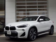 BMW X2xDrive 18d Mスポ 20AW シートH HUD