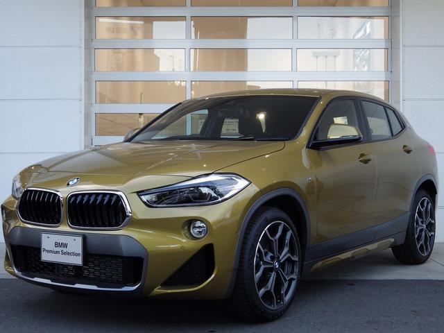 BMW X2 xDrive 18d MスポX ACC HUD シートH