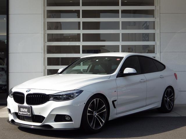 BMW 320iグランツーリスモ  純ナビ OP19AW ACC