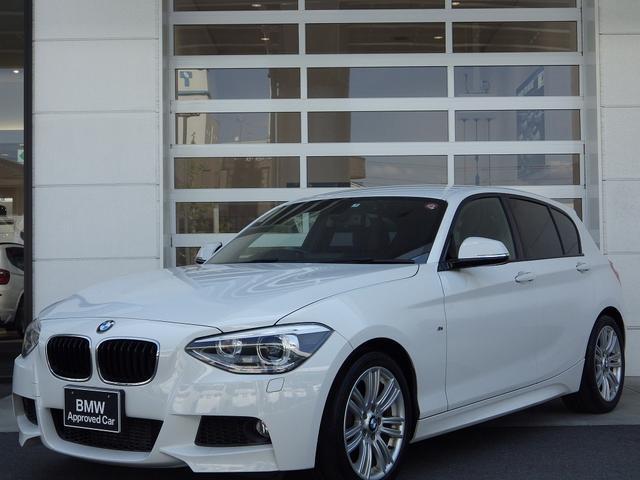 BMW 116i Mスポーツ ガソリン Mスポーツ 純ナビ