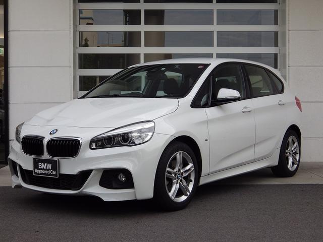 BMW 218dアクティブツアラー Mスポーツ ACC HUD