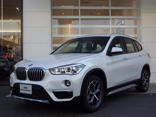 X1(BMW) xDrive 18d xライン 中古車画像