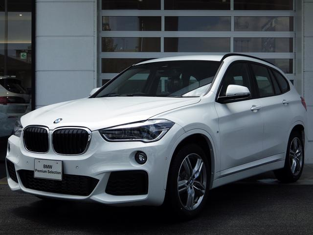 X1(BMW) xDrive 18d Mスポーツ 中古車画像