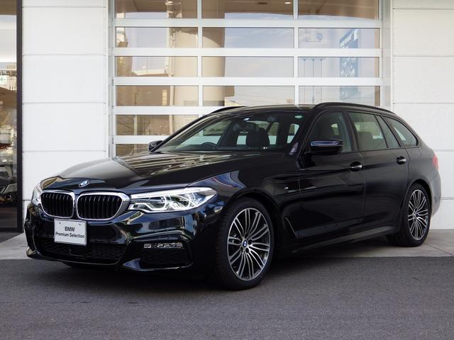BMW 523dツーリング Mスポーツ 純ナビ ハーマンカードン イノベーションパッケージ 19AW
