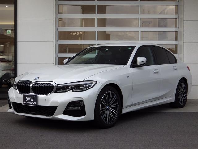 BMW 320i Mスポーツ 2Lターボ 18インチAW 電動テールゲート LEDヘッド シートヒーター ACC 衝突被害軽減ブレーキ クリアランスソナー ミュージックサーバー Bluetooth対応