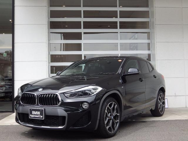 BMW sDrive 18i MスポーツX 1.5Lターボ 19インチアルミ LEDヘッド クリアランスソナー 衝突被害軽減ブレーキ パワーシート シートヒーター Bluetooth対応 電動リヤゲート レーンアシスト