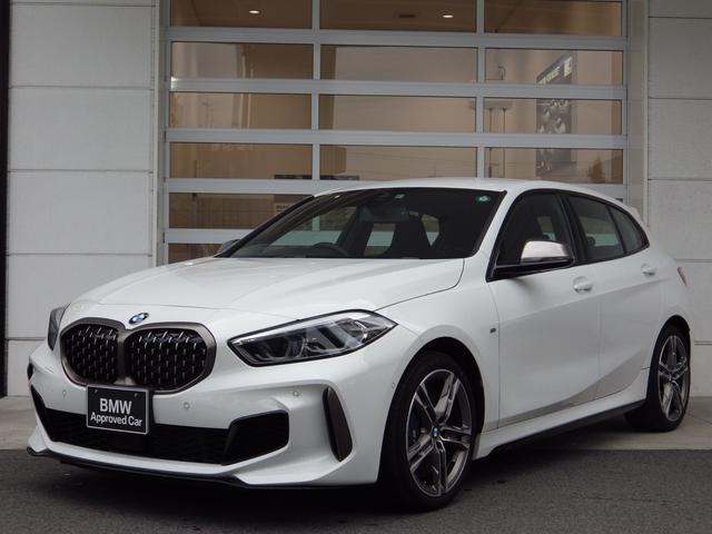 BMW M135i xDrive デビューパッケージ M-SPシート シートヒーター パワーシート ACC クリアランスソナー パーキングアシスト 4WD ランフラットタイヤ