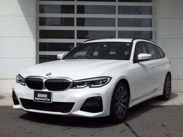 BMW 320d xDriveツーリング Mスポーツ 純ナビ バックモニター 電動テールゲート コンフォートアクセス ACC 18AW ルーフレール