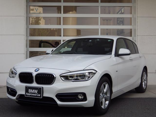 BMW 118i スポーツ 純ナビ 社外Bカメラ 社外地デジTV 16インチAW