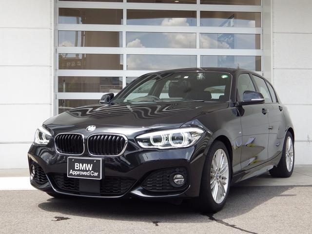 BMW 118i Mスポーツ 純ナビ アクティブクルーズコントロール ETC 17AW