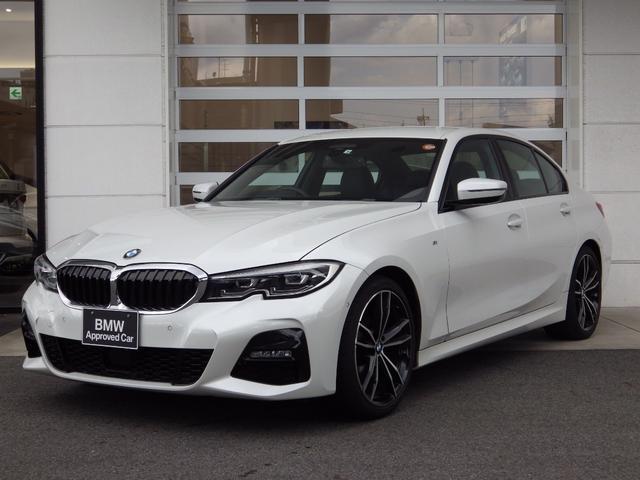 BMW 320i Mスポーツ コンフォートP(オートトランク HiFiスピーカー)ハイラインP(ランバーS 革シート) HUD 19AW ACC