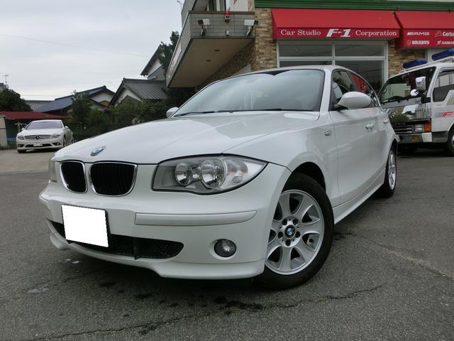 BMW 118i プッシュスタ-ト ETC キ-レス