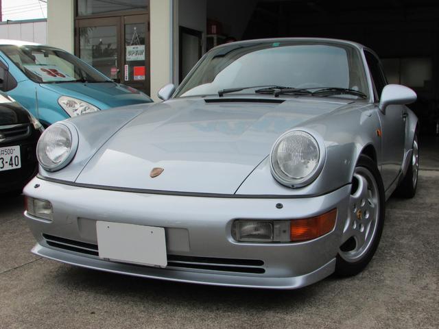 ポルシェ 911カレラ2 最終モデル カップアルミ 軽量カレラウイング