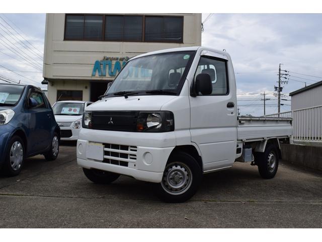 三菱 ミニキャブトラック VX-SE エアコン パワステ AT車 ワンオーナー