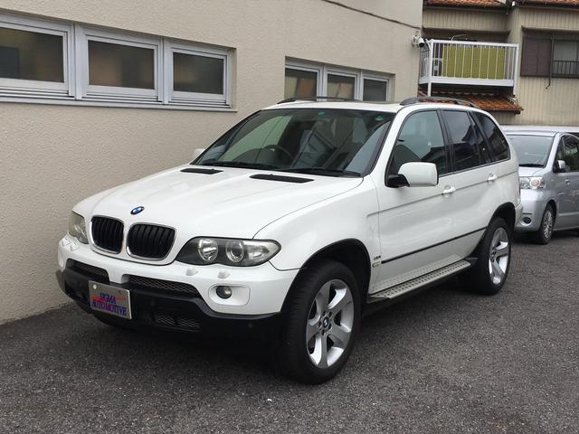 BMW 3.0i HDDナビフルセグ・サンルーフ・レザーS