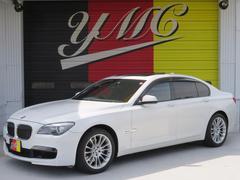 BMW740i  MスポーツPKG プラスPKG 黒革 サンルーフ