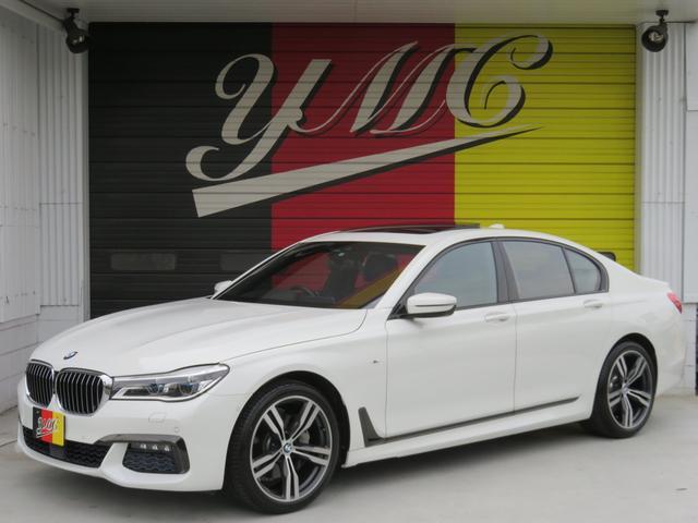BMW 740i Mスポーツ インテリジェント ディスプレイキー