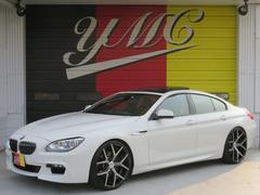 BMW640iグランクーペ MスポーツPKG 車高調 22AW