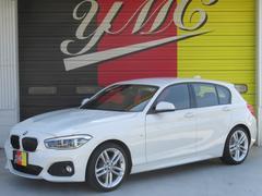 BMW118i Mスポーツ 純正HDDナビ インテリジェント