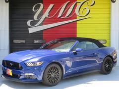 フォード マスタングコンバーチブル V8 GT パフォーマンスPKG 自社輸入