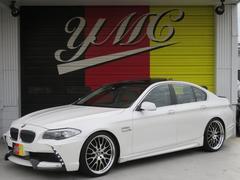 BMW535i 左H ENERGYコンプリート SR 革シート