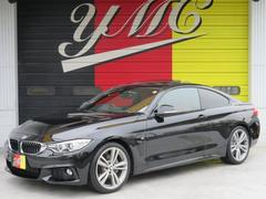 BMW435iクーペ Mスポーツ 赤革 SR 純正19AW