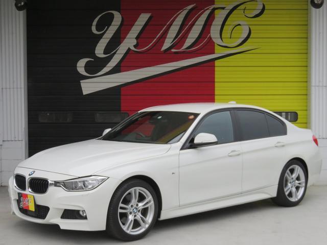 BMW 320d Mスポーツ インテリジェント HDDナビ フルセグ