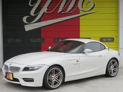 BMW Z4sDrive35is 左H 赤革 電動オープン 19AW