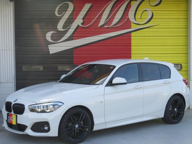 BMW 118d Mスポーツ エディションシャドー 新車保証